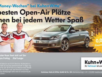 Autohaus Kuhn&Witte GmbH & Co. KG | Mailing Sondermodell